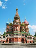 St.basil's Cathedral, Moscow