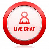 live chat icon