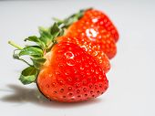 Aligned Strawberry