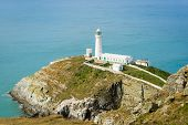 South Stack Lighthouse on a Calm Day