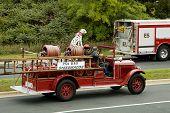 Feuer LKW Parade 1