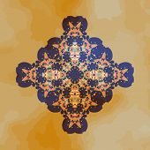 image of karma  - Tribal Motif design - JPG