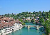 River Aare, Bern, Switzerland