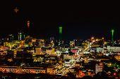 Hua Hin Nightscape Thailand