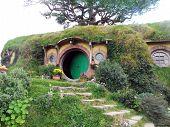 Frodo Baggins' Home, Hobbiton