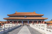 Palace In The Forbidden City