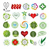 Biggest Collection Of Vector Icons Natural Health