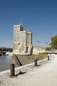 The Tower Saint Nicholas, La Rochelle (Charente-Maritime France)