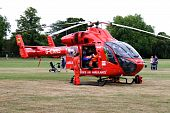 London Air Ambulance Rescue (1)