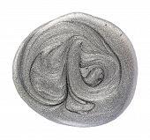 Silver Gray Nail Polish