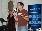 Seth Rudetsky & Julie James host SIRIUS XM Live On Broadway