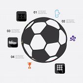 picture of offside  - football line infographic - JPG