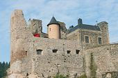 Schlossruine  Castle ruin