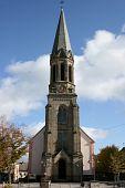 Kirche Birkenfeld  Protestant church Birkenfeld