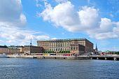 Stockholm, Kunliga Slottet