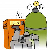 Pool Pump And Heating Equipment