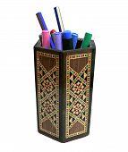 orient pencil box