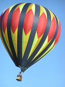 Ballooning In The Sky