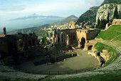 Taormina Greek Theatre
