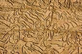 Dead warriors, Battle of Kadesh, Ramesseum