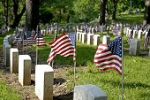 Flags and Tombstones