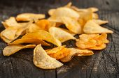 Постер, плакат: Chips A Lot Of Chips