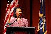 Condoleezza Rice At Michigan