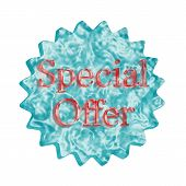 Button Icon: Special Offer