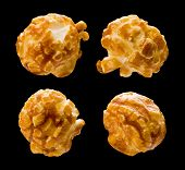Carmel Coated Popcorn