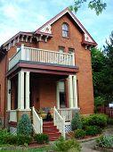 House In Gananoque, Ontario, Canada