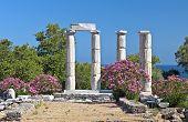 Tempel der großen Götter auf Samothraki
