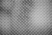 Seamless Metal Pattern And Texture. poster