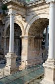 Hadreanus Gate Antalya Turkey