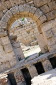 Ancient Ruins Perge Turkey