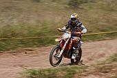 Motocross, Panning
