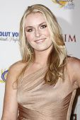 LOS ANGELES, CA - MAY 19: Lindsey Vonn arrives at the 11th annual Maxim Hot 100 Party at Paramount S