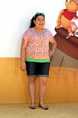 LOS ANGELES - JUL 10:  Raini Rodriguez arriving at the