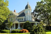 Stately 1940's Victorian House