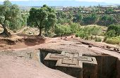 St. George Church, Lalibela, Ethiopia