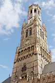 Bruges Belfry (Detail)