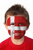 Face Paint - Denmark