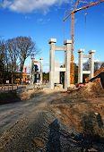 Construction Industry Infrastructure Motorway