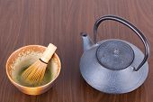 An Iron Teapot