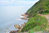 Sunshine Viewpoint At Koh Proet Island, Sunshine Viewpoint Is Famous Landmark In Chanthaburi Provinc poster