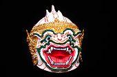 foto of hanuman  - Head of Hanuman  - JPG