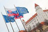 European Bratislava Castle