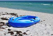Blue Raft
