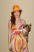 LOS ANGELES, CA - AUG 2: Phoebe Price at the opening of the new Upscale Doggie Boutique Buster & Sullivan in the Malibu Country Mart on August 2, 2007 in Malibu, California