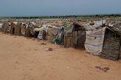 Campo de Darfur