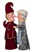 Punch & Judy Love